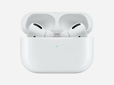 New Apple AirPods Pro With Wireless Charging Case White