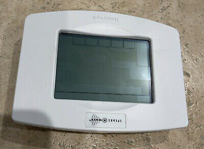 Honeywell Z-Wave Programmable 3H2C Touchscreen Thermostat TH830ZW1000