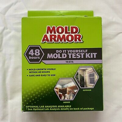 Mold Armor Do It Yourself Mold Test Kit- 48 Hours Results- Indoor - Outdoor