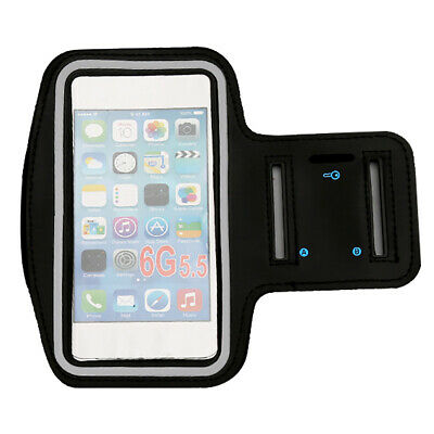 Running Arm Band Leather Case Bag For iPhone 131211 Cell Phone Holder Pouch
