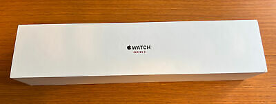 EMPTY BOX ONLY For Apple Watch Series 3 Gray Sport MR2X2LLA A1861 42mm