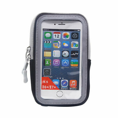 6 Armband Universal Sports Case Phone Bag Screen Touch Pocket For iPhone 13