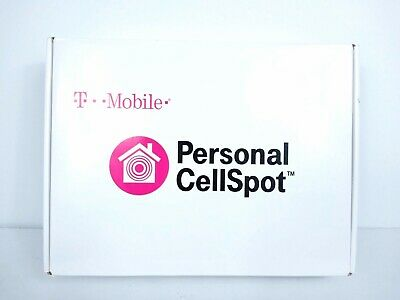 T-Mobile Personal CellSpot 4G LTE Indoor Signal Booster - NXT CEL-FL-D32-24