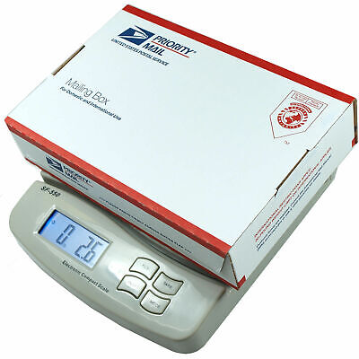 66 LB x 0-1 OZ Digital Postal Shipping Scale V4 Weight Postage Kitchen Counting