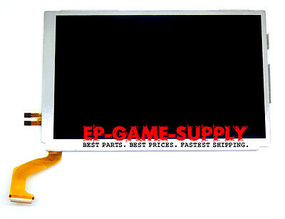 New Replacement Top Upper LCD Screen Display For Nintendo 3DS XL LL USA