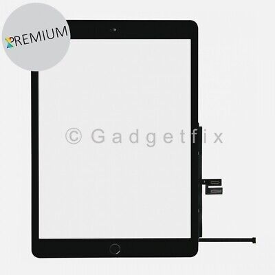 US For Ipad 7 7th Gen 2019 10-2 Touch Screen Digitizer - Home Button - Adhesive