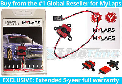 MyLaps Transponder Hybrid RC4 2-wire for RC Cars AMBrc AMB rc - NEW