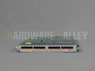 CISCO 7600-ES20-GE3CXL 7600 ES20 Line Card, 20xGE SFP with DFC 3CXL