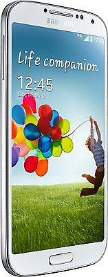 Samsung Galaxy S4 GT-I9505 16GB White Android Smartphon Handy 4G LTE NEU - OVP
