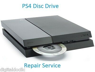 Sony Playstation 4 - PS4 Disc Drive Laser Repair Service