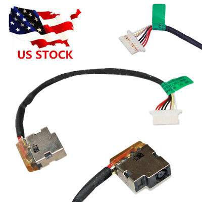 DC POWER JACK REPLACEMENT FOR HP Pavilion 15-AC149ds 15-ac150ds 15-ac151dx USA