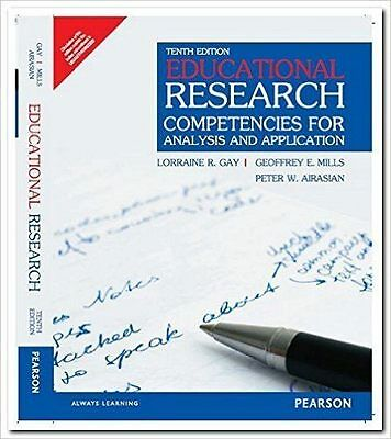Educational Research  Competencies for Analysis and Applications by Lorraine-
