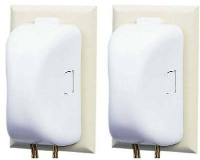 Safety 1st Double Touch Plug - Outlet Cover - 2 Outlet Covers