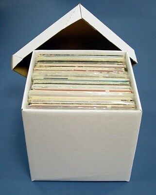 Diskeeper Ultimate LP Record Storage Box by Sleeve City