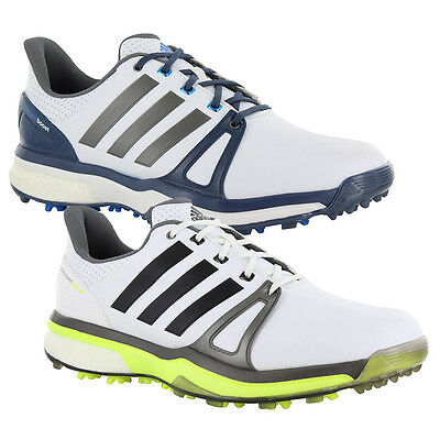 NEW Adidas Mens ADIPOWER BOOST 2 Golf Shoes - Choose Your Size and Color