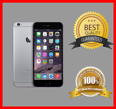 Apple iPhone 6 Cracked broken Screen Phone Repair Service - Glass Only