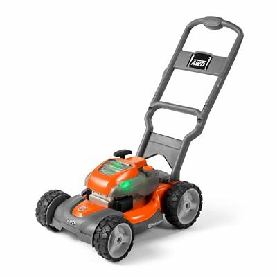 Husqvarna Battery-Powered Kids Toy Lawn Mower for Ages 3- Orange  589289601