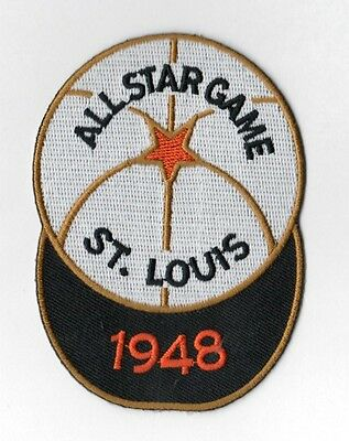1948 MLB All Star Game Patch in St- Louis Browns Cardinals Baseball Team Vintage
