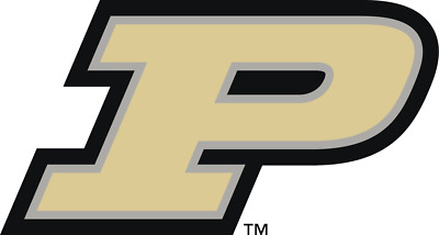 Purdue Boilermakers NCAA Color Die-Cut Decal  Sticker Free Shipping