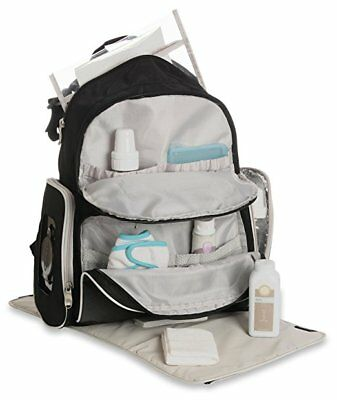 Diaper Bag 5 Piece Set Mom Baby Shower Boy With Changing Pad Travel Infant New