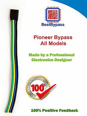 BestBypass VIDEO BYPASS PARKING BRAKE BYPASS Triple Pulse  Fits all Pioneer AVH