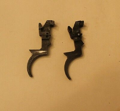 Lot of 2 triggers for Springfield M-1 Garand Used  unmarked