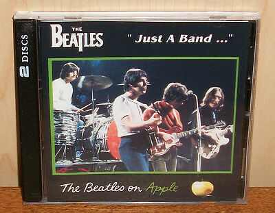 The BEATLES - Just A Band - on 2 CDs - Rarities
