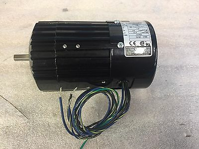 NEW BODINE ELECTRIC COMPANY ELECTRIC MOTOR 34R6BFCI 19 HP small motor