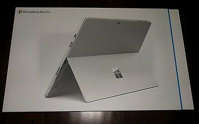 Microsoft Surface Pro 4 256GB Wi-Fi 12-3in - Silver Intel Core i7 - 16 GB RAM