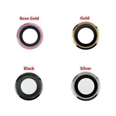 OEM Rear Back Camera Lens Glass Ring Cover Replacement for iPhone 6 6S 6Plus 6S-