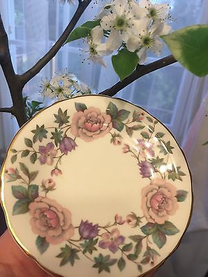 Fragrance Royal Grafton Fine Bone China Made in England little plate