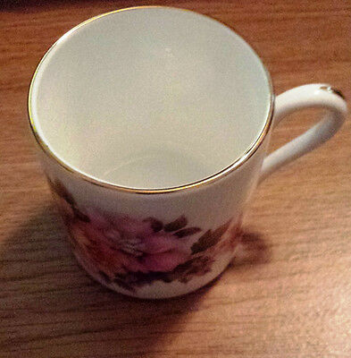 Lovely 2-5 Replacement ROYAL GRAFTON Floral Tea Cup Fine Bone China England