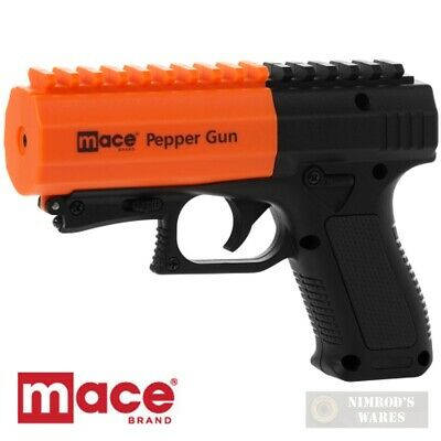 MACE Pepper GUN 2-0 20ft- Defense SPRAY Strobe LED 80406 80586 FAST SHIP