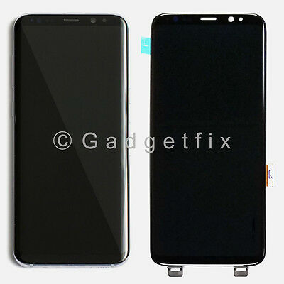 Samsung Galaxy S8  S9 Plus LCD Display Touch Screen Digitizer - Frame Assembly