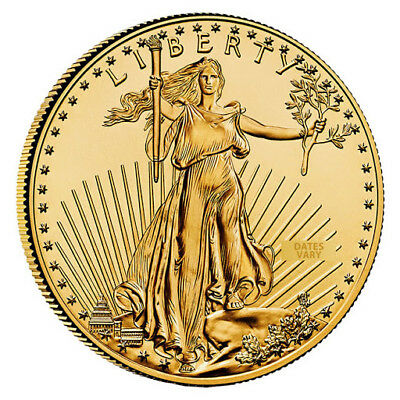 1 oz 50 Gold American Eagle Coin