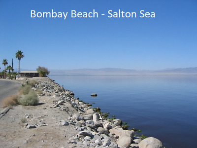 5 Acres in Bombay Beach CA - True Auction with No Reserve