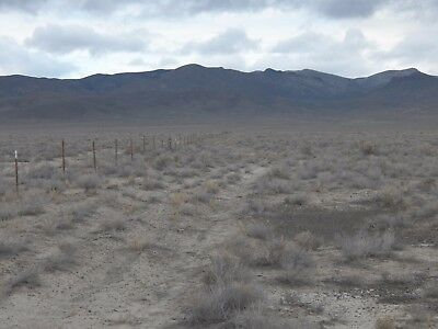 617 Acres Rural Nevada Land 2wd Access Buildable Creek Borders BLM Terms