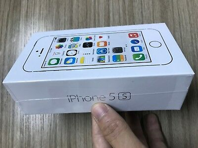 iPhone 5S 163264GB  Silver Gold Space Grey Unlocked Smart Phone NEW Sealed Box