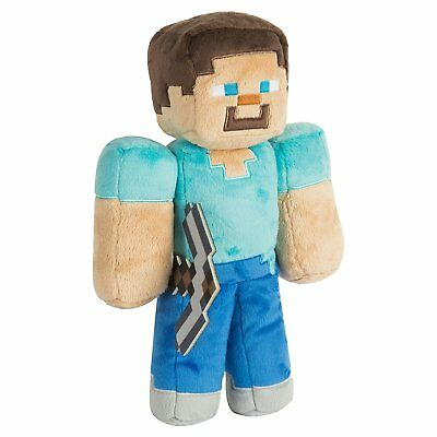 New Minecraft Steve 12 Plush Toy