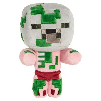 New Minecraft Happy Explorer Baby Zombie Pigman 7 Plush Toy