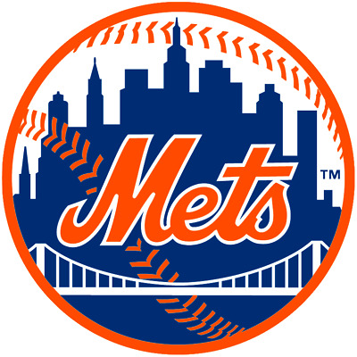 New York Mets MLB Color Die-Cut Decal  Yeti Sticker Free Shipping