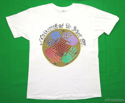 GATHERING OF THE TRIBES Vintage T Shirt 90s CONCERT 1991 Festival LOLLAPALOOZA