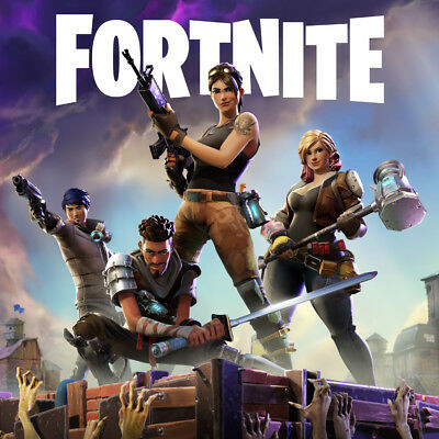 Fortnite -SAVE THE WORLD DELUXE EDITION- PC