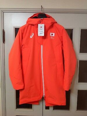 2018 PyeongChang Paralympic JAPAN Team Opening Ceremony Down Jacket