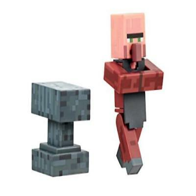 Minecraft Blacksmith Villager Action Figure Toy Play Kids Game MYTODDLER New