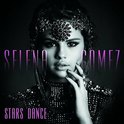 STARS DANCE - Selena Gomez - CD Used Like New