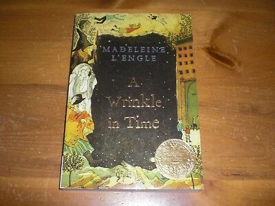 A WRINKLE in TIME by MADELEING LENGLE PB