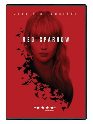Red Sparrow DVD 2018NEW Thriller Mystery PRE-ORDER SHIPS ON 052218