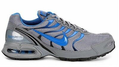 New NIKE Air Max Torch 4 Running Shoes Mens gray blue all sizes