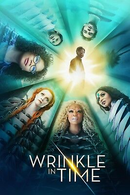 ☆ A Wrinkle in Time - Blu Ray Disc ONLY